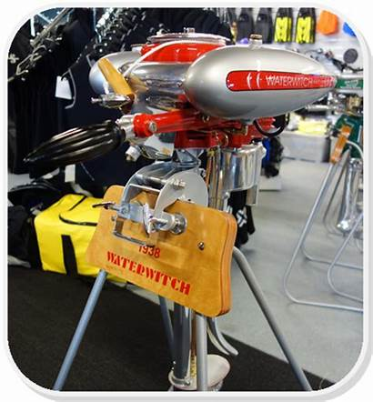 Waterwitch Outboard 1938 Motors