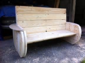 pallet garden bench diy pallet furniture gazette