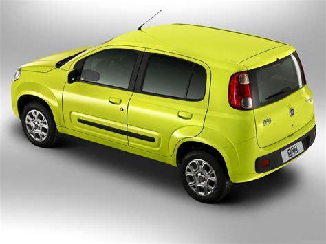 Fiat Uno - Rear Angle, 2011, 1600x1200, 54 of 135