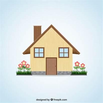 Cartoon Vector Houses Facade Housing Building Freepik