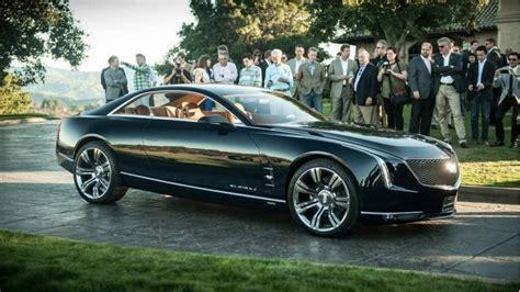 2018 Cadillac Eldorado New Images, Interior, Price And