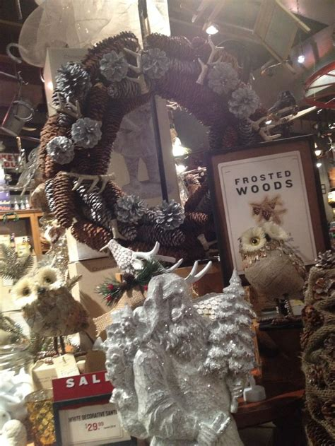 inspiration from cracker barrel christmas decorations