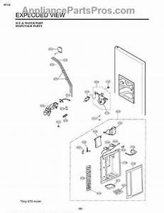 Lg 5221ja2006d Water Inlet Valve Assembly