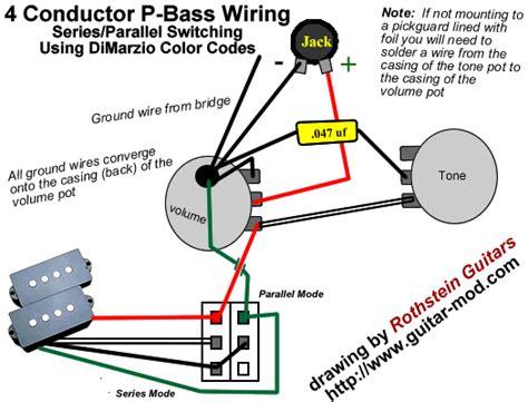 pbass wiring w phase switch talkbass