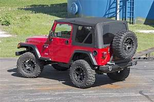 Rough Country Replacement Soft Top For 97