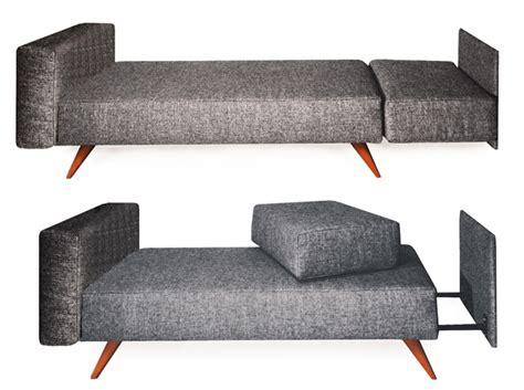canapé convertible 1 personne des lits cachés dans des canapés le journal de la maison