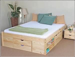 Bett 100x200 Mit Stauraum : bett mit stauraum 120x200 betten house und dekor galerie 8640gljajy ~ Indierocktalk.com Haus und Dekorationen