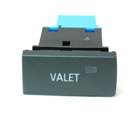 Valet Switch by Valet Switch Button 09 16 Audi A4 S4 B8 A5 Allroad Genuine