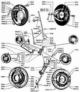 Ford 8 Rear End Diagram  Ford  Free Engine Image For User