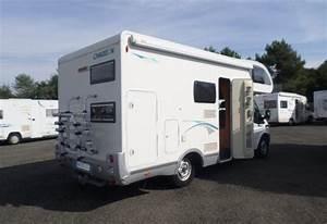Camping Car Ford Transit Occasion : chausson flash 03 occasion porteur ford transit tdci 2 2 l 127ch camping car vendre en sarthe ~ Medecine-chirurgie-esthetiques.com Avis de Voitures
