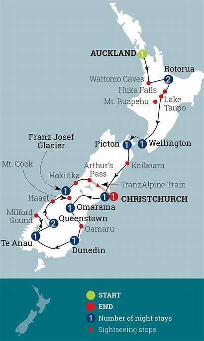 Zealand Tour Christchurch Tours Escorted Laac Vista