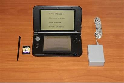Nintendo Xl 3ds Spr Handheld Gaming System