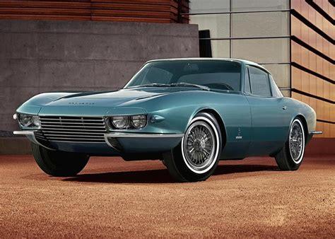 1963 Chevrolet Corvette Coupe 'rondine' Concept Car