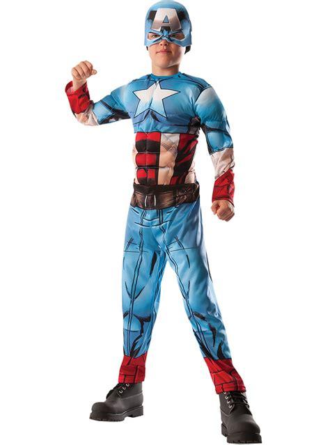 hulk captain america reversible costume   boy