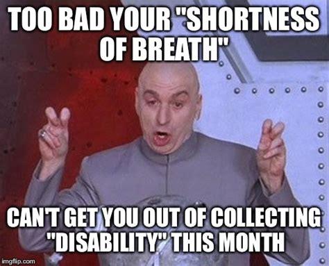 Disability Memes - dr evil laser meme imgflip
