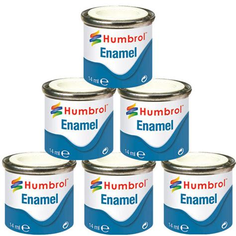 humbrol 6 enamel paint 14ml choose your colours paints tamiya ebay