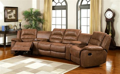 manchester caramel faux leather sectional sofa set cup