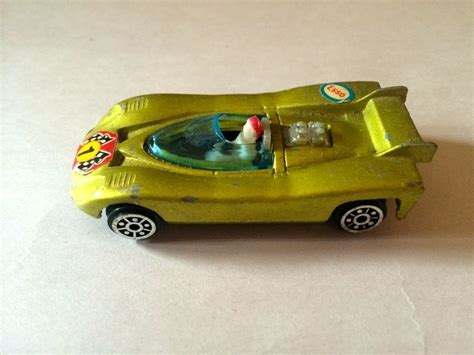 vintage matra simca ms diecast toy race car