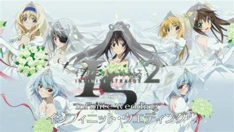 nonton anime infinite stratos 2 sub indo infinite stratos 2 infinite wedding subtitle indonesia