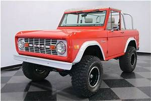 70 FORD BRONCO 4X4 - Classic Ford Bronco 1970 for sale