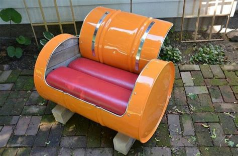 gallon metal drum project ideas page  home design