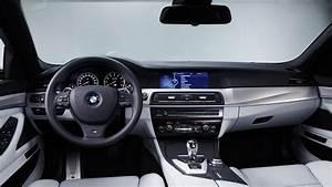Bmw F10       M5 Sedan Interior Design