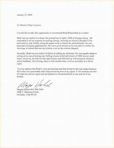 Sample Letter Of Recommendation For A Friend For Immigration Recommendation Letter For Grad School Http Templatedocs