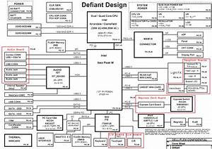 Dell Alienware M15x Schematic  Quanta Defiant  U2013 Laptop Schematic