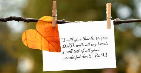 power  gratitude  verses    god