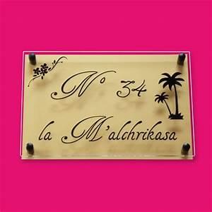 Plaque De Maison : nos r alisations plaques de maison r alis es par creativ 39 sign creativ 39 sign ~ Teatrodelosmanantiales.com Idées de Décoration