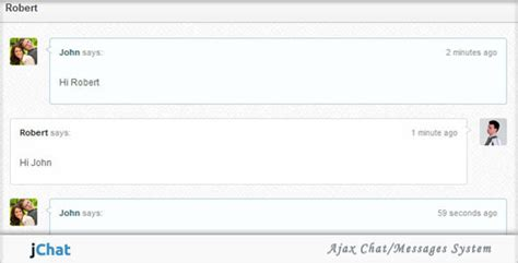 jchat ajax chatmessages system php scripts codecanyon