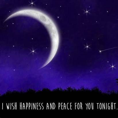Happiness Dreams Night Goodnight Wishing Sweet