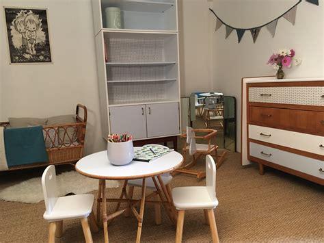 chambre de bébé vintage une chambre b 233 b 233 vintage sur mesure relooking de meubles
