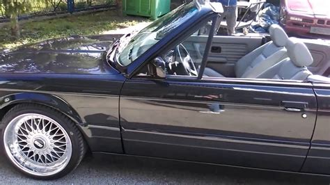bmw  cabrio alpina youtube