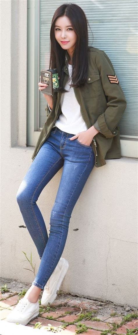 Fashion Style Girl Jeans 2016