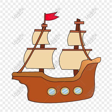 Gambar Animasi Kapal Laut Hitam Putih infotiket com