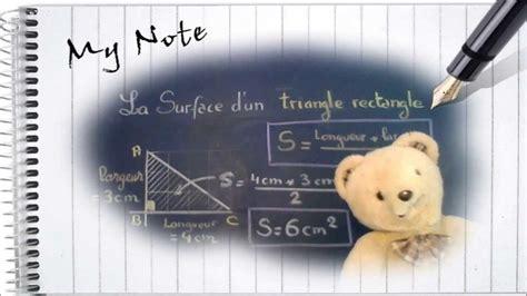comment calculer la surface d une chambre calculer la surface ou l 39 aire d 39 un triangle rectangle