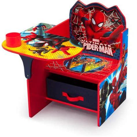 chair desk with storage bin delta children spider chair desk with storage bin