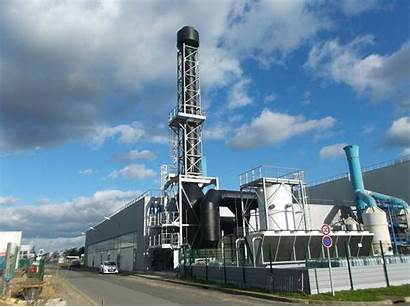 Air Waste Gas Industrial Pollution Processing Control