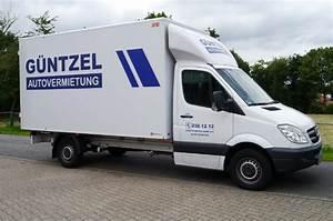 Transporter Mieten Günstig : guentzel autovermietung m nster transporter lkw ~ Watch28wear.com Haus und Dekorationen