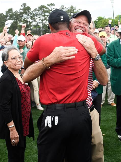 Photos: Tiger's Celebrates 5th Masters Win (2019)   2019 ...