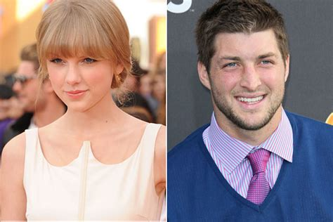 Taylor Swift and Tim Tebow Dating Rumors Spread