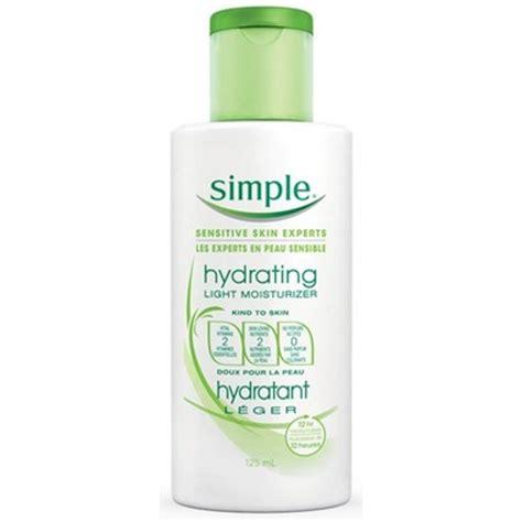 Buy Simple Hydrating Light Moisturizer At Wellca Free