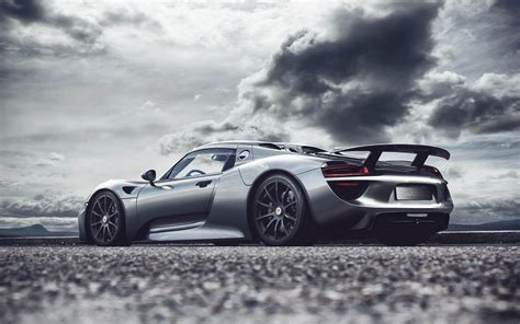 Porsche 918 Wallpapers