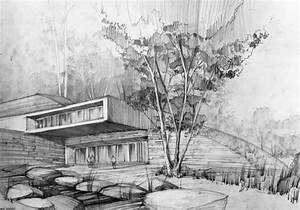 Image Gallery modern architecture sketches