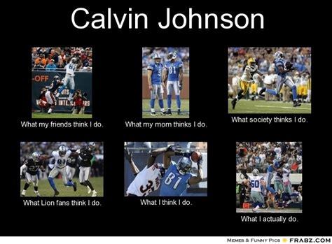 Calvin Johnson Meme - calvin johnson meme detroit lions pinterest