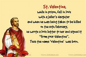 Valentine's Day History and Facts -How Valentine's Day ...