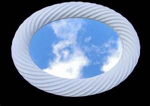 Wandspiegel Groß Weiß : wandspiegel oval g nstig sicher kaufen bei yatego ~ Whattoseeinmadrid.com Haus und Dekorationen