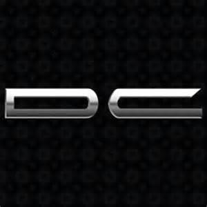 DC Logo Car