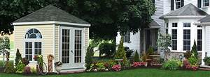 Backyard Landscaping Design Ideas-Charming Cottages and Sheds